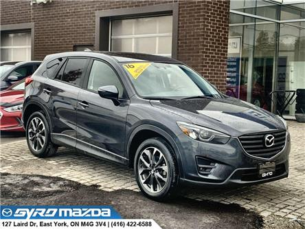 2016 Mazda CX-5 GT (Stk: 29557A) in East York - Image 1 of 30