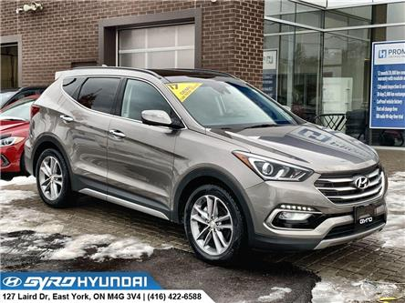 2017 Hyundai Santa Fe Sport 2.0T Ultimate (Stk: H3126) in Toronto - Image 1 of 29