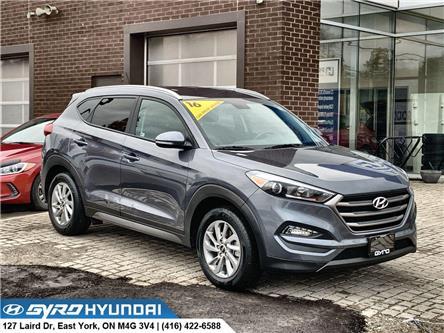 2016 Hyundai Tucson Premium (Stk: H5685A) in Toronto - Image 1 of 28