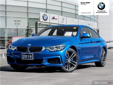 2019 BMW 440i xDrive Gran Coupe (Stk: DB5940) in Oakville - Image 1 of 28