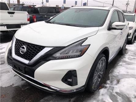 2020 Nissan Murano Platinum (Stk: LN116851) in Whitby - Image 1 of 5