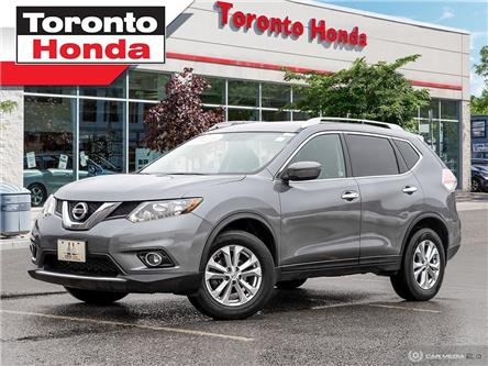 2016 Nissan Rogue SV (Stk: H40069A) in Toronto - Image 1 of 27