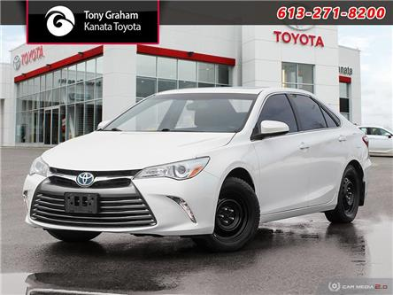 2015 Toyota Camry Hybrid XLE (Stk: M2816) in Ottawa - Image 1 of 28