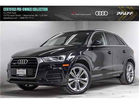 2017 Audi Q3 2.0T Progressiv (Stk: 53551) in Newmarket - Image 1 of 22