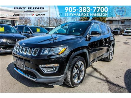 2019 Jeep Compass Limited (Stk: 7000) in Hamilton - Image 1 of 26