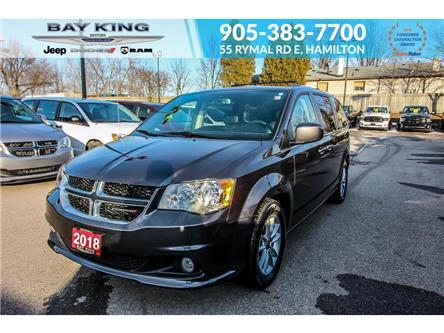 2018 Dodge Grand Caravan CVP/SXT (Stk: 197462A) in Hamilton - Image 1 of 52