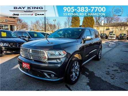 2017 Dodge Durango Citadel (Stk: 207570A) in Hamilton - Image 1 of 27