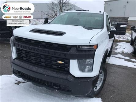 2020 Chevrolet Silverado 2500HD Work Truck (Stk: F204508) in Newmarket - Image 1 of 21
