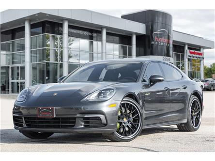 2018 Porsche Panamera e-Hybrid 4 (Stk: 20HMS234) in Mississauga - Image 1 of 29