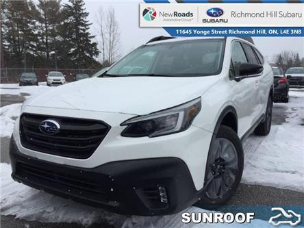 2020 Subaru Outback Outdoor XT (Stk: 34407) in RICHMOND HILL - Image 1 of 22