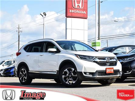2018 Honda CR-V Touring (Stk: 10R284A) in Hamilton - Image 1 of 22