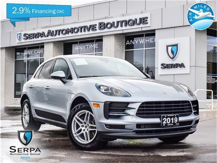 2019 Porsche Macan Base (Stk: P1344) in Aurora - Image 1 of 30