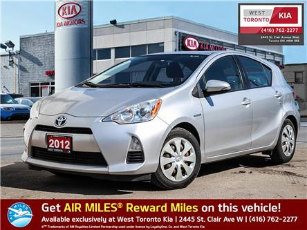 2012 Toyota Prius C Base (Stk: P541A) in Toronto - Image 1 of 23