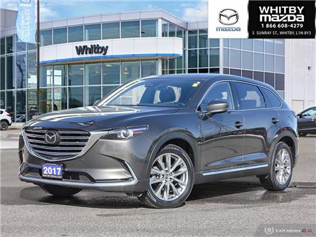 2017 Mazda CX-9 GT (Stk: P17556) in Whitby - Image 1 of 27