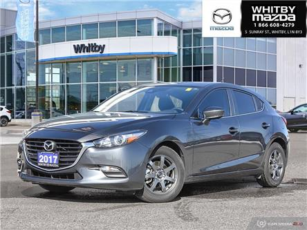 2017 Mazda Mazda3 Sport GS (Stk: 190716A) in Whitby - Image 1 of 27