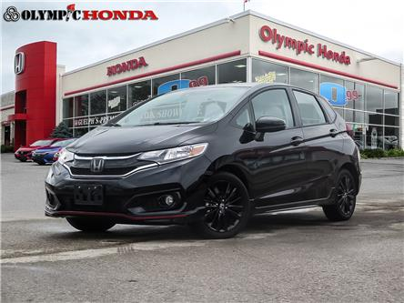 2018 Honda Fit Sport (Stk: U2151) in Guelph - Image 1 of 24