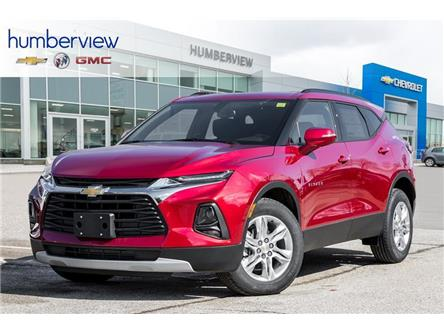 2020 Chevrolet Blazer LT (Stk: 20BZ009) in Toronto - Image 1 of 19
