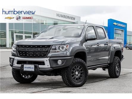 2020 Chevrolet Colorado ZR2 (Stk: 20CL026) in Toronto - Image 1 of 21