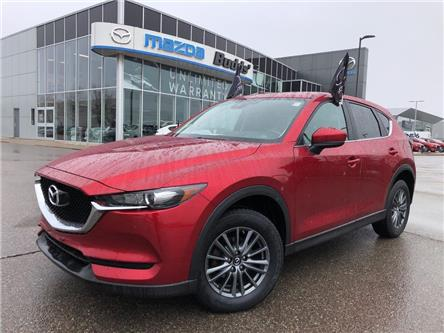 2017 Mazda CX-5 GS (Stk: P3555) in Oakville - Image 1 of 19