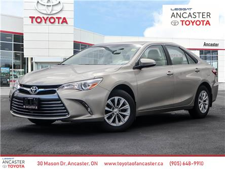 2015 Toyota Camry  (Stk: 3945) in Ancaster - Image 1 of 25