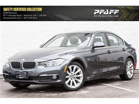 2016 BMW 328d xDrive (Stk: D12875) in Markham - Image 1 of 20