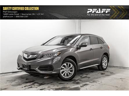 2018 Acura RDX Tech (Stk: V5078A) in Newmarket - Image 1 of 22
