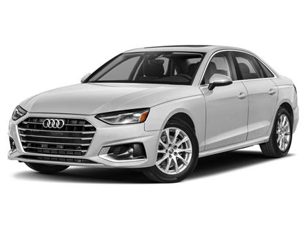 2020 Audi A4 2.0T Progressiv (Stk: 53339) in Ottawa - Image 1 of 9