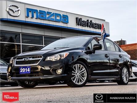 2014 Subaru Impreza  (Stk: Q190829C) in Markham - Image 1 of 28