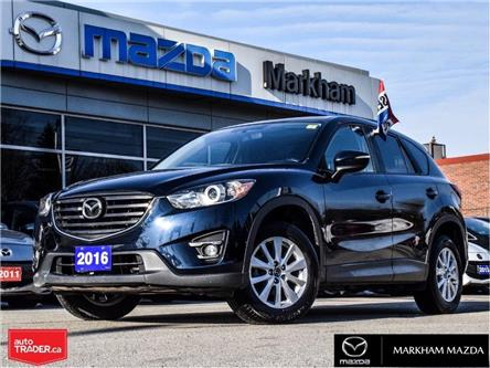 2016 Mazda CX-5 GS (Stk: P1956) in Markham - Image 1 of 30