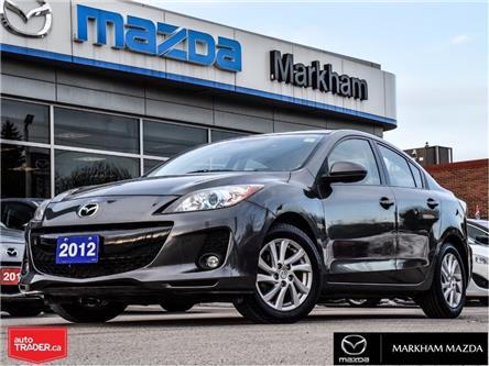 2012 Mazda Mazda3 GS-SKY (Stk: Z200185A) in Markham - Image 1 of 29