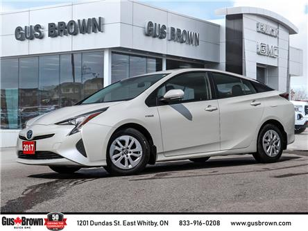 2017 Toyota Prius Base (Stk: 3552911P) in WHITBY - Image 1 of 28