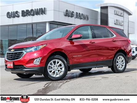 2018 Chevrolet Equinox 1LT (Stk: 6191821T) in WHITBY - Image 1 of 27