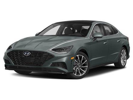 2020 Hyundai Sonata Ultimate (Stk: 20505) in Ajax - Image 1 of 9