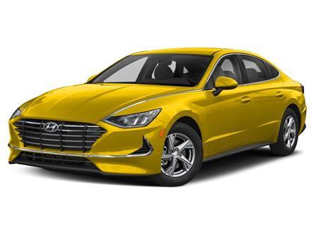 2020 Hyundai Sonata Luxury (Stk: 20502) in Ajax - Image 1 of 9