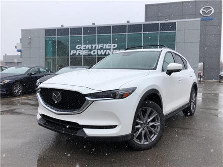 2019 Mazda CX-5 GT (Stk: D-191024) in Toronto - Image 1 of 20