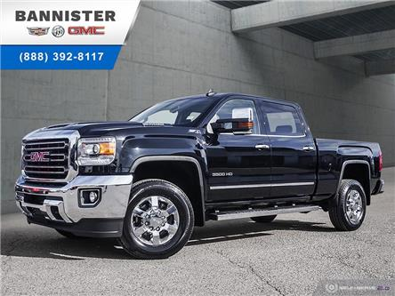 2019 GMC Sierra 3500HD SLT (Stk: P20-424) in Kelowna - Image 1 of 25