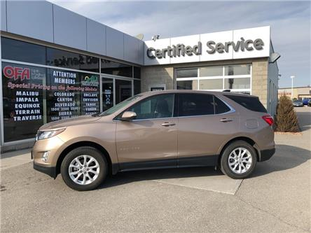 2018 Chevrolet Equinox 1LT (Stk: 0B012A) in Blenheim - Image 1 of 18