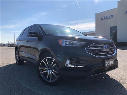 2019 Ford Edge Titanium (Stk: S6166A) in Leamington - Image 1 of 26