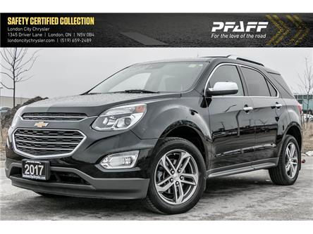 2017 Chevrolet Equinox Premier (Stk: LC10057A) in London - Image 1 of 22
