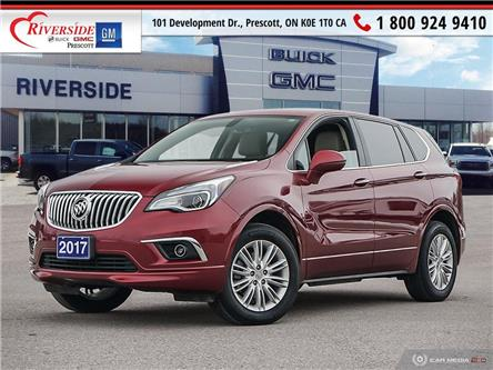 2017 Buick Envision Preferred (Stk: 20049A) in Prescott - Image 1 of 27