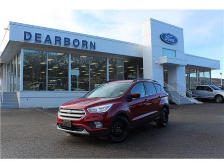 2018 Ford Escape SE FWD (Stk: TK397A) in Kamloops - Image 1 of 33