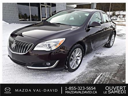 2017 Buick Regal Base (Stk: 20078A) in Val-David - Image 1 of 26