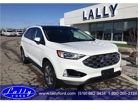 2020 Ford Edge SEL (Stk: EG26271) in Tilbury - Image 1 of 20