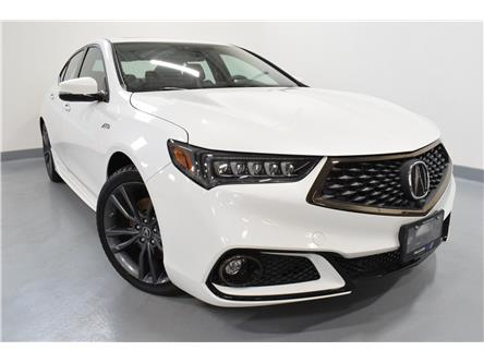 2020 Acura TLX Elite A-Spec w/Red Leather (Stk: L800230GROUNDED) in Brampton - Image 1 of 16