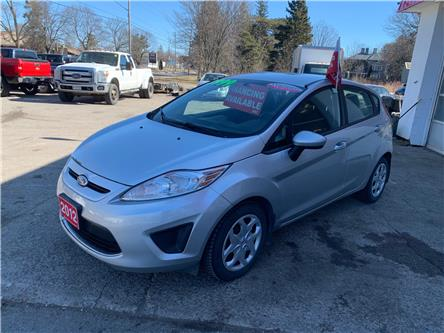 2012 Ford Fiesta SE (Stk: ) in Cobourg - Image 1 of 13