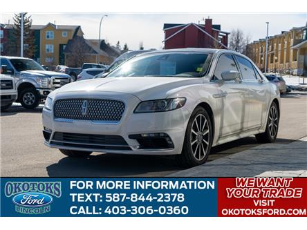 2017 Lincoln Continental Reserve (Stk: B81598) in Okotoks - Image 1 of 26