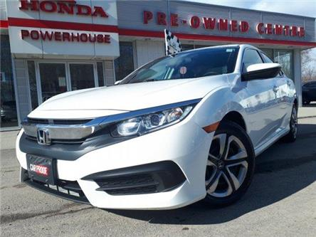 2016 Honda Civic LX (Stk: E-2327) in Brockville - Image 1 of 30
