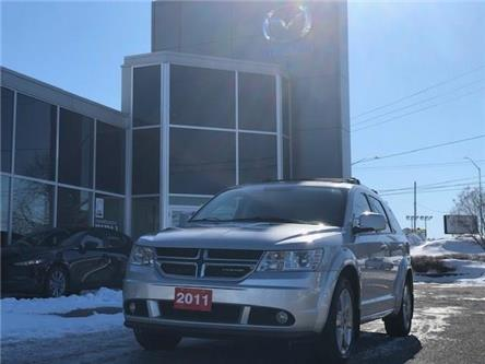 2011 Dodge Journey SXT (Stk: 211381) in Gloucester - Image 1 of 18