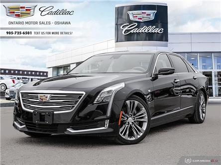 2018 Cadillac CT6 3.0L Twin Turbo Platinum (Stk: 13354A) in Oshawa - Image 1 of 36