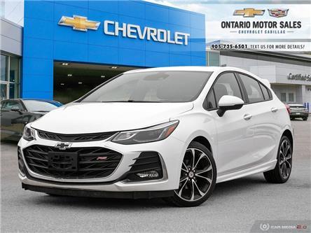 2019 Chevrolet Cruze Premier (Stk: 13341A) in Oshawa - Image 1 of 36